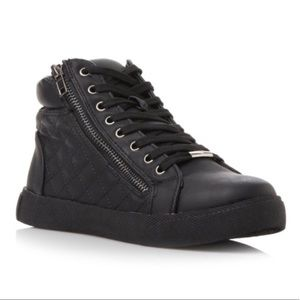 Steve Madden Caffeine Leather Sneakers